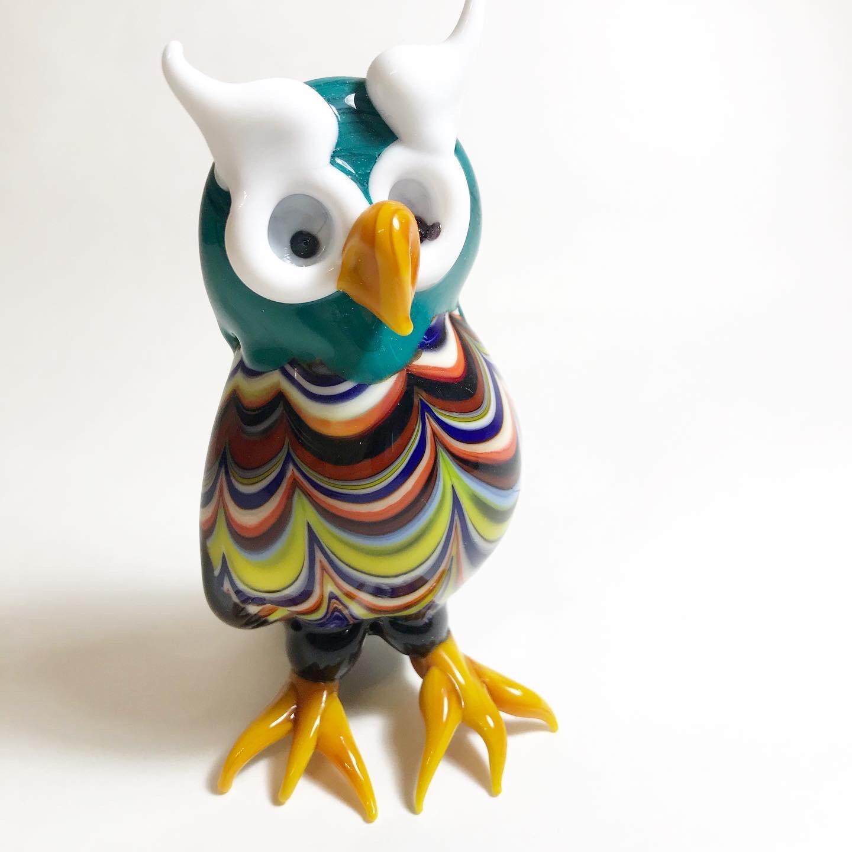 Фигурка сова