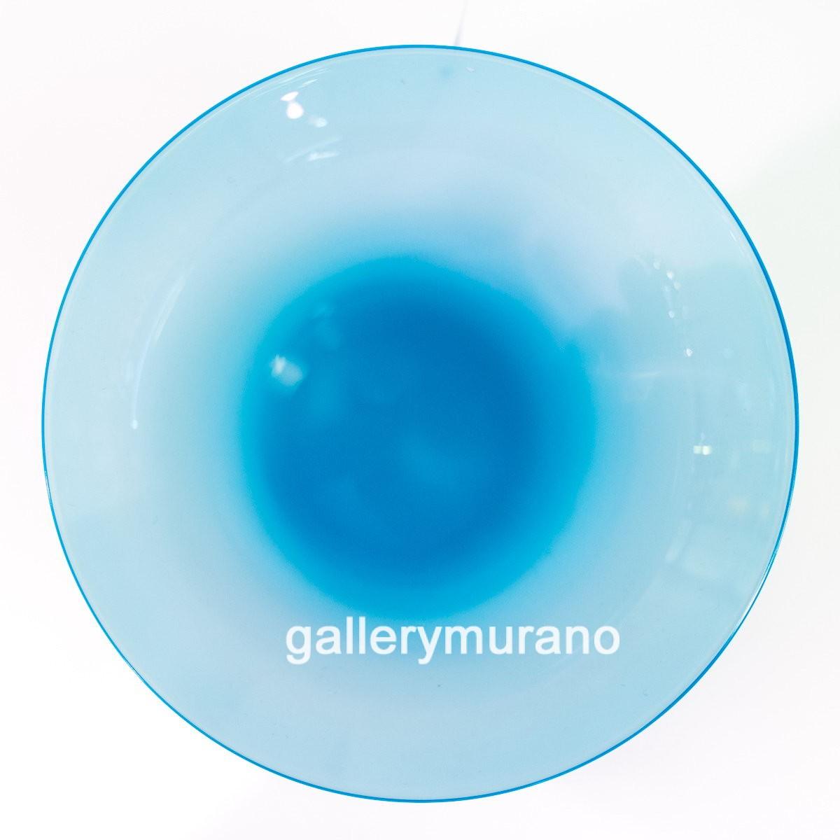 Ваза Opalino аквамарин