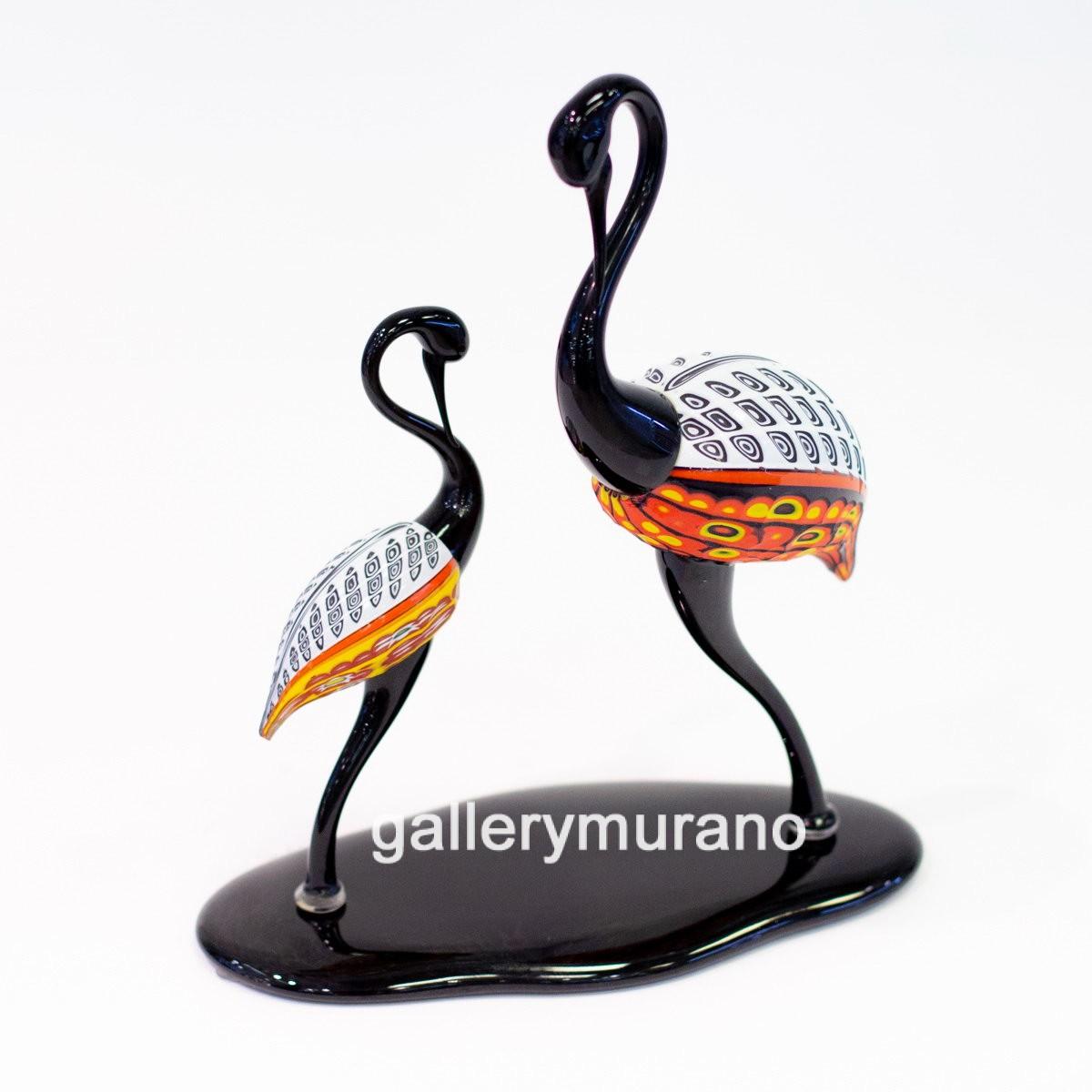 Скульптура Flamingo