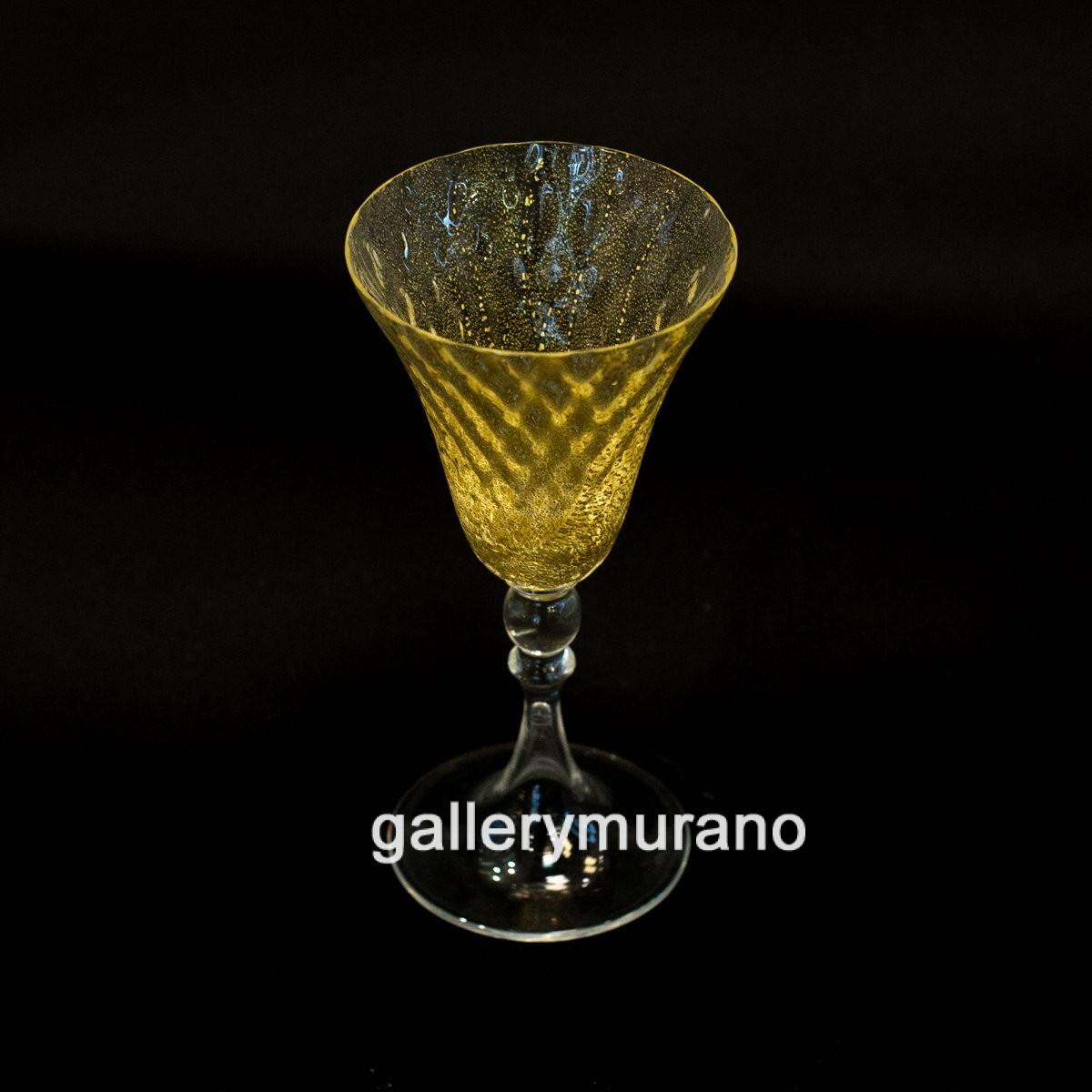 Бокал для вина Gold