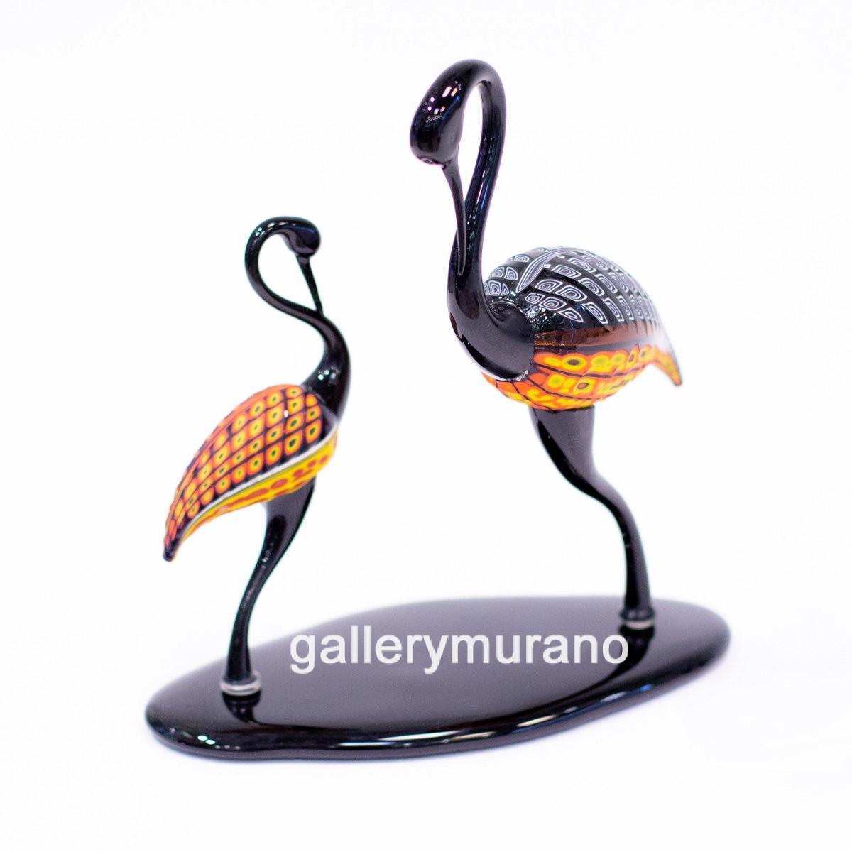 Скульптурная композиция Flamingo